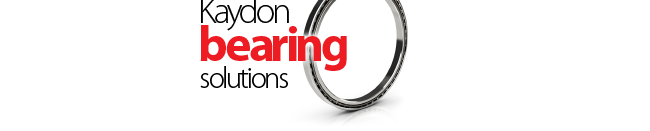 Kaydon bearing solutions