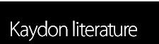 Kaydon Bearings Literature Downloads