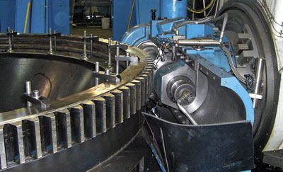 Kaydon bearing remanufacturing program: manufacture